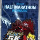 Disneyland runDisney Pixar Half Marathon Weekend 2017 5K Pin