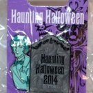 Disney Haunting Halloween 2014 Constance and Mr. Gracey Pin Limited Edition 3000