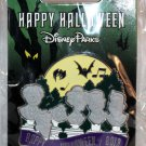 Disney Happy Halloween 2013 Haunted Mansion Singing Busts Limited Edition 3000 Glow in the Dark