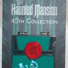 Disneyland Haunted Mansion 45th Anniversary Collection Envelope Pin Limited Edition 1500