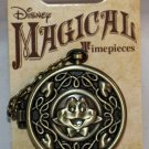 Disneyland Magical Timepieces Hinged PIn Mr. Toad's Wild Ride Limited Edition 2000