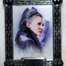 Disney Parks Star Wars The Last Jedi Characters in Frames Pin General Leia