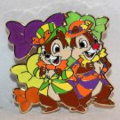 Disneyland Mickey's Halloween Party 2015 Pin Chip and Dale Limited Edition 1000
