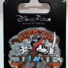 Disney Parks Pirate Mickey Mouse Pin Pillage Plunder