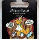 Disney Parks Pluto Food Critic Pin