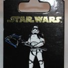 Disney Parks Star Wars The Last Judicial Executioner Stormtrooper with Laser Axe Pin