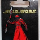 Disney Parks Star Wars The Last Jedi Praetorian Guard Pin