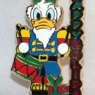 Disney Happy Holidays 2013 Nutcracker Completer Pin 1 Donald Duck Limited Edition 600