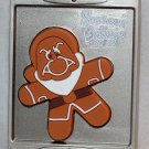 Disney Season's Eatings 2015 Gingerbread Cookie on Baking Sheet Pin Grumpy Limited Edition 4500