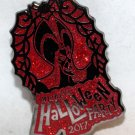 Disneyland Mickey's Halloween Party 2017 Jafar Villain Giltter Pin Limited Edition 1000