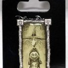 Disney Parks Nightmare Before Christmas Haunted Mansion Stretching Portraits Pin Lock Shock Barrel