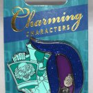 Disneyland Pin of the Month Charming Characters Hat Box Ghost with Souvenirs Limited Edition 3000