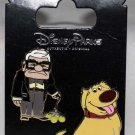 Disney Parks Up's Carl Fredricksen and Dug 2-Pin Set