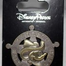 Walt Disney World Sheriff Mickey Mouse Sculpted Pin