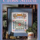 Leisure Arts Cross Stitch The Magazine June 1993 Issue 24 Projects Crochet Crafts