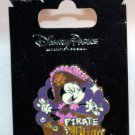 Disney Parks Minie Mouse Pirate Bling is My Thing Pin
