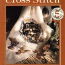 Leisure Arts Cross Stitch The Magazine October 1991 Issue 20 Projects Crochet Crafts