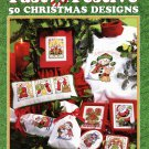 Leisure Arts Fast and Festive 50 Christmas Designs to Cross Stitch