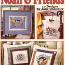 Leisure Arts Noah and Friends 10 Designs to Cross Stitch