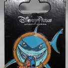 Disney Parks Finding Nemo Pin Bruce, Dory and Marlin