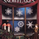 Leisure Arts Snowflakes 15 Designs to Crochet with Cotton Thread