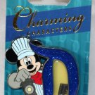 Disneyland Pin of the Month Charming Characters Conductor Mickey with Souvenirs Limited Edition 3000