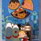 Disneyland Happy Holidays It's A Small World Mystery Pin Collection Germany Limited Release