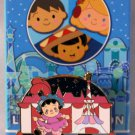 Disneyland Happy Holidays It's A Small World Mystery Pin Collection France Limited Release
