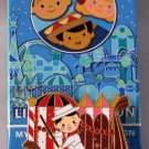 Disneyland Happy Holidays It's A Small World Mystery Pin Collection Italy Limited Edition 200