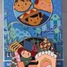 Disneyland Happy Holidays It's A Small World Mystery Pin Collection Russia Limited Release