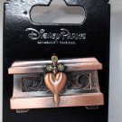 Disney Parks Snow White's Evil Queen Jeweled Heart Box Pin