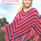 Leisure Arts Quick and Easy Ponchos 4 Designs to Crochet