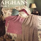 Leisure Arts Quick Crochet Afghans Book 3 - 4 Designs in Worsted Weight Yarn