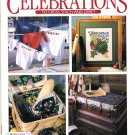 Leisure Arts Celebrations to Cross Stitch and Craft Magazine 23 Projects Summer 1992