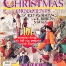 Better Homes and Gardens Christmas Ornaments Magazine 1990 - 101 Projects