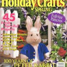 Better Homes and Gardens Holiday Crafts Spring-Summer 1998 - 45 Projects