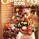 Better Homes and Gardens Christmas Ideas Magazine 1981 - Over 100 Projects