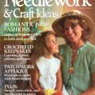 Better Homes and Gardens 100's of Needlework and Craft Ideas Magazine Spring 1984