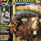 Better Homes and Gardens Decorative Woodcrafts Magazine October 1997 - 12 Projects