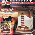 Better Homes and Gardens Decorative Woodcrafts Magazine August 1998 - 8 Projects