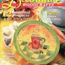 Better Homes and Gardens Decorative Woodcrafts Magazine February 1999 - 12 Projects