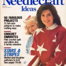 Better Homes and Gardens Needlecraft Ideas Magazine Fall 1987 - 50 Projects