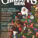 Better Homes and Gardens Christmas Ideas Magazine 1983 - Over 75 Projects