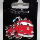 Disney Parks Red the Fire Engine from Cars Pin