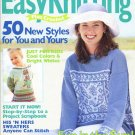 Family Circle Easy Knitting Plus Crochet Magazine Spring-Summer 2000 Issue - 50 Projects