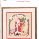 Designs by Gloria and Pat Christmas a Season of the Heart Booklet - 19 Designs to Cross Stitch