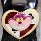 Walt Disney Imagineering WDI Alice in Wonderland Heart Cheshire Cat Pin Limited Edition 250