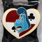 Walt Disney Imagineering WDI Alice in Wonderland Heart Caterpillar Pin Limited Edition 250
