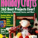 Family Circle Holiday Crafts Magazine Fall 1998 Issue - 265 Projects