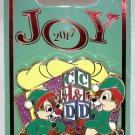 Disney Joy 2017 Pin Chip and Dale Limited Edition 5000
